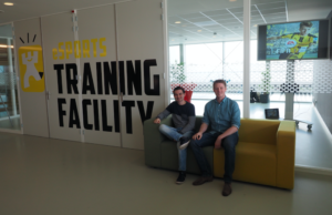 Opening eSports Training Facility